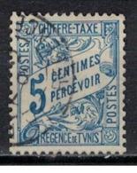 TUNISIE               N°     YVERT   TAXE 28    OBLITERE       ( Ob  5/42 ) - Tunisia (1888-1955)