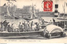 76-LE TREPORT-N°293-C/0235 - Le Treport