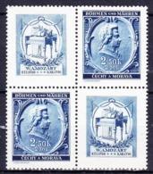 Boheme Et Moravie 1941 Mi 82 (Yv 72), (MNH)** - Bohême & Moravie