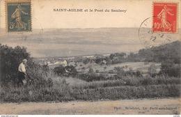 77-SAINT AULDE-N°294-A/0153 - France