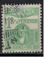 TUNISIE               N°     YVERT   TAXE   47  ( 1 )         OBLITERE       ( Ob  5/42 ) - Tunisia (1888-1955)