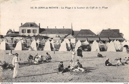 85-SAINT JEAN DE MONTS-N°295-E/0133 - Saint Jean De Monts