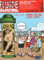 FLUIDE GLACIAL N° 422 - Août 2011 - LUCIEN - THIRIET - MO/CDM - LEANDRI - CASOAR - Les BIDOCHON - GAUDELETTE - FREMION - Fluide Glacial