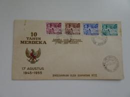 Sevios / Indonesie FDC / **, *, (*) Or Used - Indonesië
