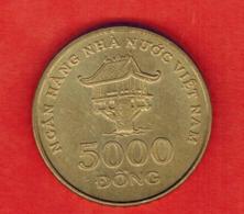 Vietnam 5000 Dong, 2003 - Viêt-Nam