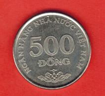 Vietnam 500 Dong, 2003 - Viêt-Nam