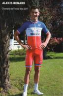 Cyclisme, Alexis Renard, Champion De France 2019 - Cyclisme