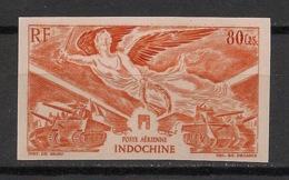 Indochine - 1946 - Poste Aérienne PA N°Yv. 39 - Victoire WW2 - Non Dentelé / Imperf. - Neuf Luxe ** / MNH / Postfrisch - Indochine (1889-1945)