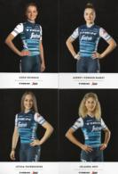 Cyclisme, Serie Trek Segafredo Dames 2019 - Cyclisme