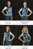 Cyclisme, Serie Trek Segafredo Dames 2019 - Ciclismo