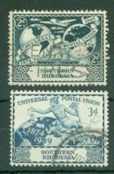 Southern Rhodesia: 1949   U.P.U.    Used - Rhodésie Du Sud (...-1964)