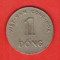 South Vietnam 1 Dong, 1964 - Viêt-Nam