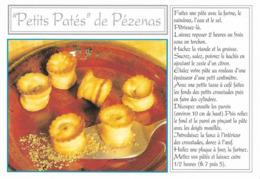 Recette Des Petits Patés De Pézenas (2 Scans) - Recipes (cooking)