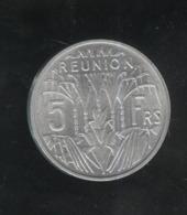 5 Francs Réunion 1955 SUP - Réunion