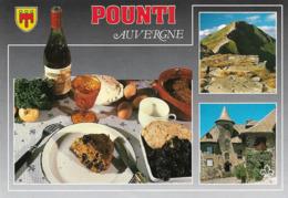 Recette Auvergnate Pounti Aux Pruneaux (2 Scans) - Recettes (cuisine)