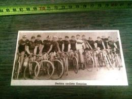 1932 1933 M EQUIPE DE CYCLISME SECTION CYCLISTE COSNOISE COSNE-COURS-SUR-LOIRE - Collections
