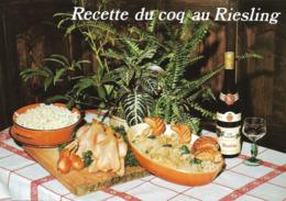 Recette Du Coq Au Riesling (2 Scans) - Recettes (cuisine)