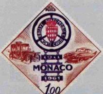 N° 555 ** - Mónaco