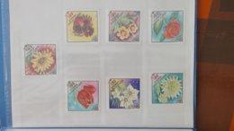 Petite Collection De MONGOLIE En Timbres Et Blocs ** Dans 3 Carnets . A Saisir !!! - Postzegels