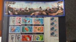 Anciennes Colonies Françaises Avec Bonnes Valeurs ** (1ère Page Et Autres) . A Saisir !!! - Postzegels