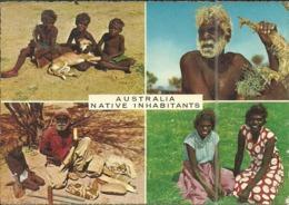 (OCEANIE )( AUSTRALIE  ) ( ETHNIE ET CULTURE )AUSTRALIA NATIVE INHABITANTS - Océanie
