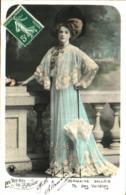 Artiste Femme 1900 - Germaine Gallois, Les Reines De La Mode Chapeau - Artistes