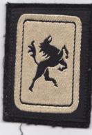 Ecusson Tissu Militaire - Insigne De Manche Tissu 5ème Division Blindée  (5eme DB) - Stoffabzeichen