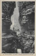 CPA - CORPS - LE CANON DU SAUTET, EMPLACEMENT DU BARRAGE - N°26 - ANIMEE - 1939 - Corps