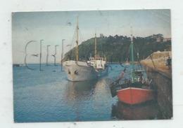 """Saint-Brieuc (22) : L'arrivée Du Cargot """"Result"""" Dans Le Port Env 1965 (animé) GF. - Saint-Brieuc"""