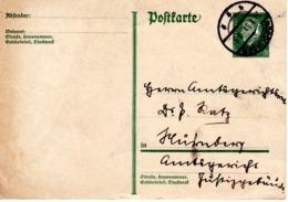 Vordruck -PK 8 Pf Von Nördlingen 1931 - Deutschland