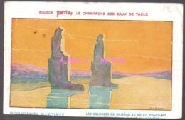 REF 386 : CPA Publicité Source Perrier - Publicité