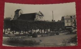 91 - Orsay - Jardin Et Eglise   -------------- 505 - Orsay