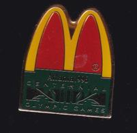 60065- Pin's .M'cDonalds.Atlanta 1996.Jeux Olympiques... - McDonald's
