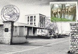Castelsarrrasin Entrée Du Quartier Marescot 31 RG   + Beau Timbre 2.00 Cachet Portes Ouvertes 31e Reg Genie 9 Avril 1978 - Castelsarrasin