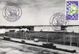 CastelsarrrasinVue Des Batiments Logement Troupe Et  + Beau Timbre1.10 Cachet Portes Ouvertes 31e Reg Genie 9 Avril 1978 - Castelsarrasin