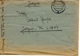 Feldpost - Brief Von Roth Bei Nürnberg 1941 - Briefe U. Dokumente