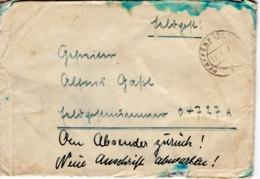Feldpost - Brief Von Pfaffenhofen 1941 - Briefe U. Dokumente