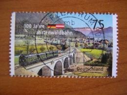 Allemagne Obl N° 2776 - [7] Federal Republic
