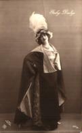 Artiste Femme 1900 - Gaby Deslys, Chapeau Wien - Artiesten
