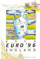 Postcard Stadium Euro 96 England Stadion Stadio Estadio Stade Sports Football Soccer - Fútbol