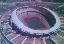 Postcard Stadium Bari Italy San Nicola Stadion Stadio - Estadio - Stade - Sports - Football - Soccer - Fussball