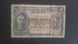 Malaya 1941: 1 Cent King George VI - Malaysia