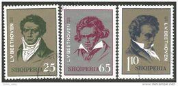 120 Albanie Beethoven (ALB-343) - Musique