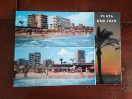 Alicante - Plage De San Juan - Multivues - Alicante