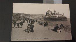 CPA -  NICE -  884. LE PALAIS DE LA JETEE PROMENADE - Monumenten, Gebouwen