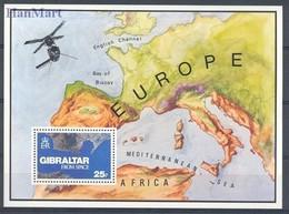 Gibraltar 1978 Mi Bl 5 MNH ( ZE1 GIBbl5 ) - Gibilterra