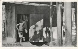 British North Borneo, SABAH SANDAKAN, Rubber Factory, Sekang Estate (1930s) - Malaysia