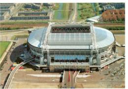 Postcard Stadium Amsterdam Stadion Stadio - Estadio - Stade - Sports - Football - Soccer - Fútbol