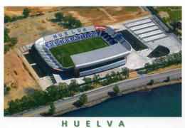 Postcard Stadium Huelva Stadion Stadio - Estadio - Stade - Sports - Football - Soccer - Fútbol