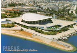 Postcard Stadium Pireo Olympiakos Greece Stadion Stadio - Estadio - Stade - Sports - Football - Soccer - Fútbol